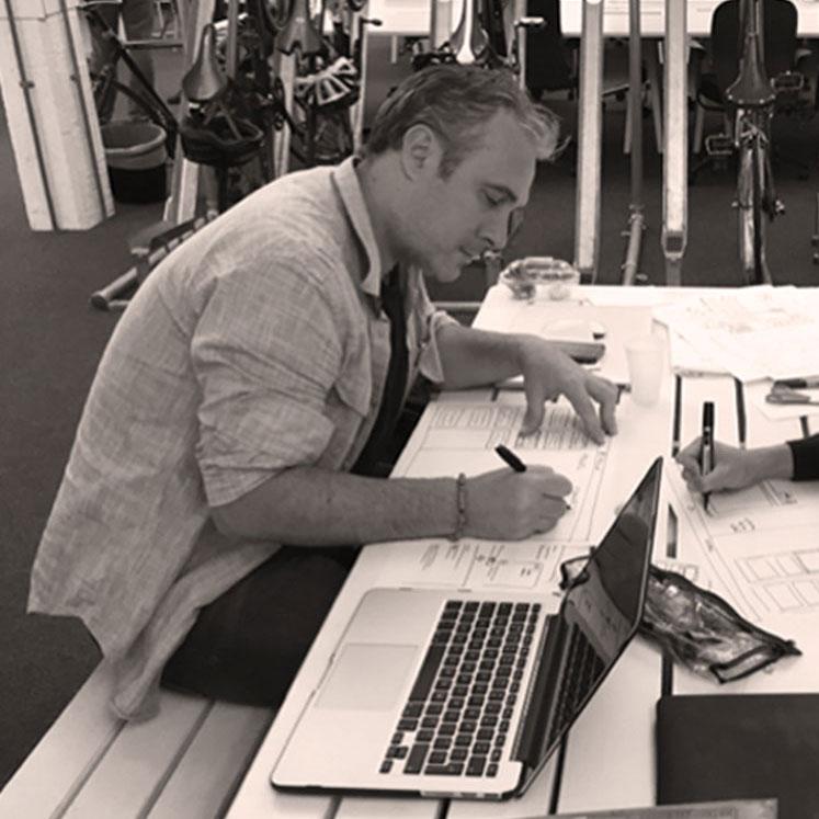 Nacho Jacquot - Diseñador UX freelance